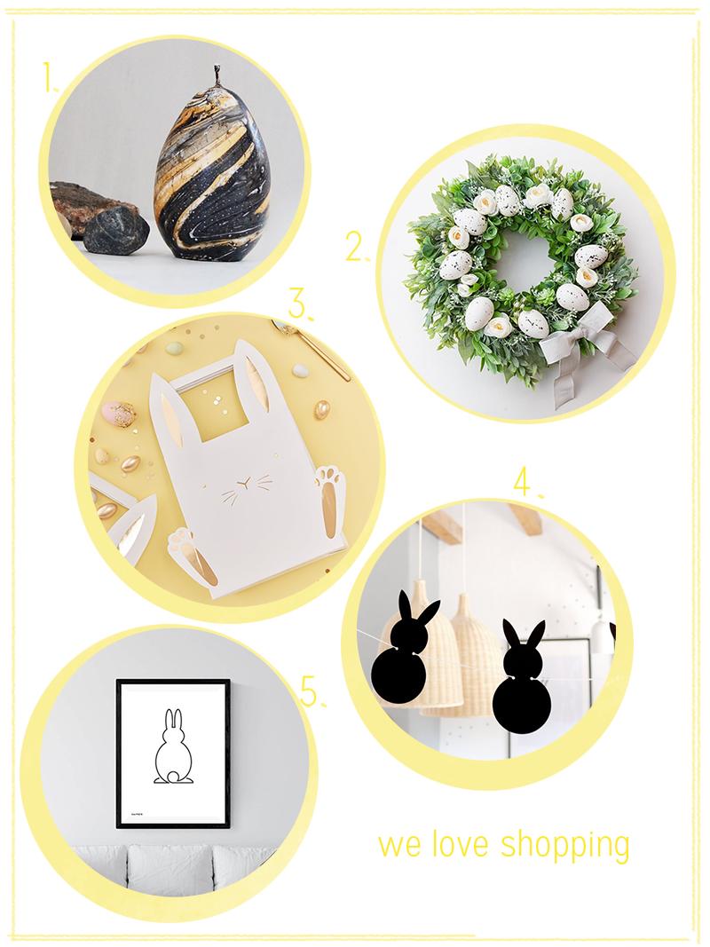 we love Shopping: Oster-Deko | we love handmade