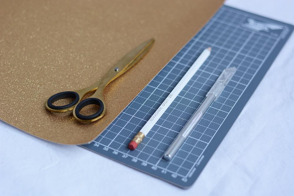 Geburtstagsbanner-DIY: Material | we love handmade