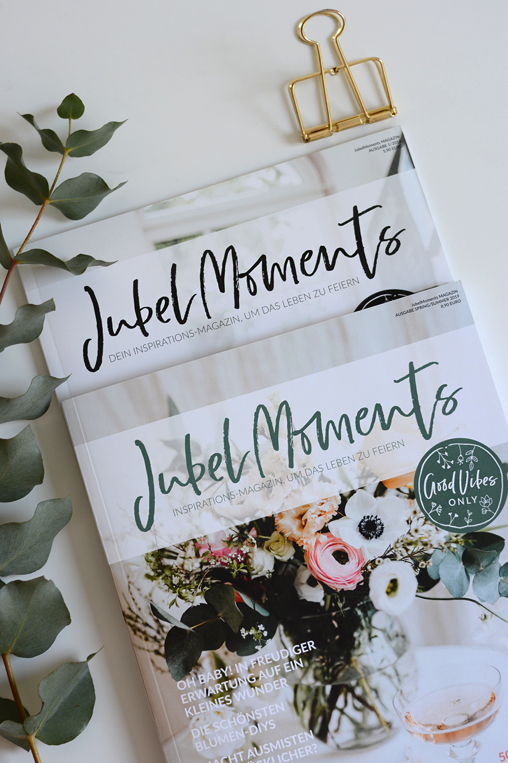 Jubelmoments Magazin: Ausgaben | we love handmade