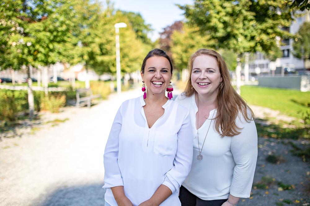 Jubelmoments Nadja & Karin