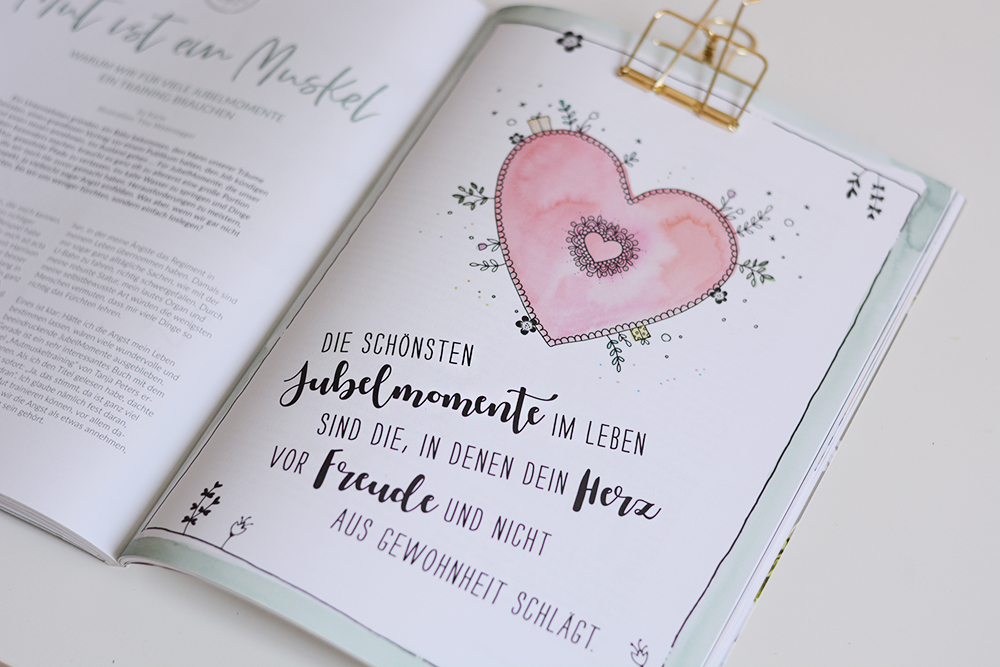 Jubelmoments Philosophie | we love handmade