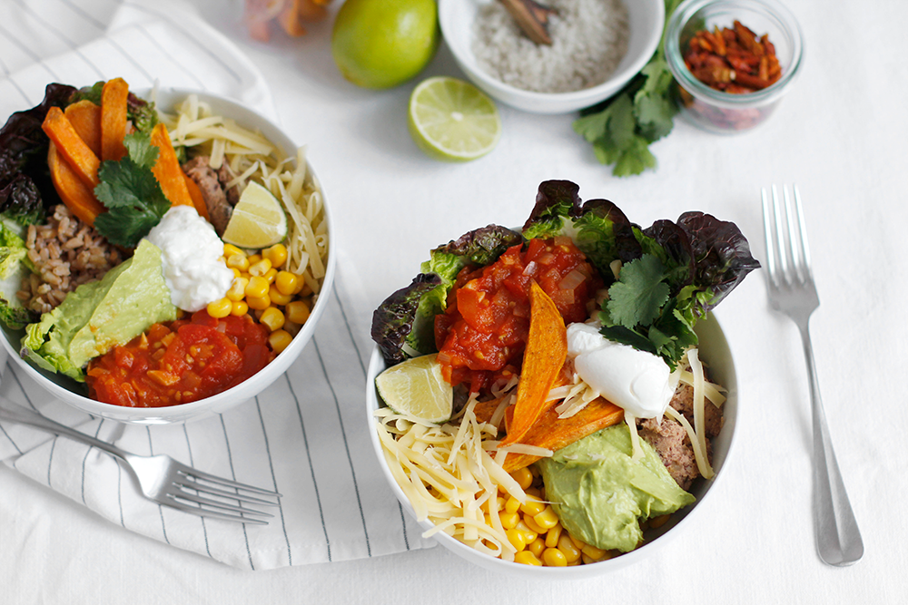 Rezept: Burrito Bowl vegetarisch | we love handmade