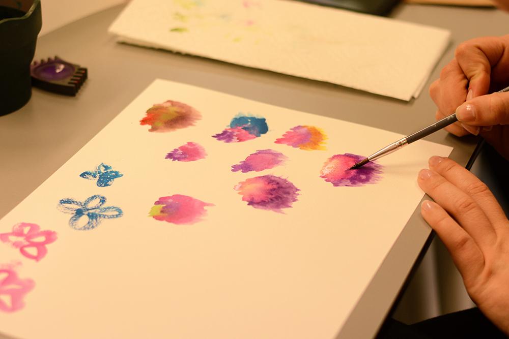 Aquarell-Workshop für Anfänger | we love handmade