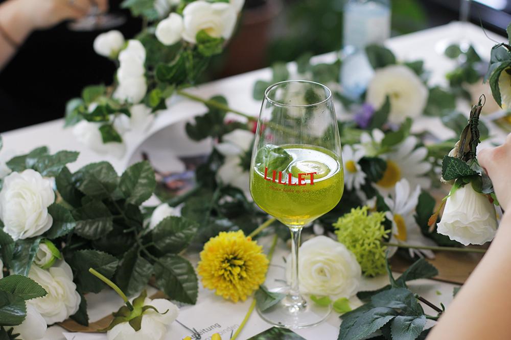 Blumenkränze binden mit  LILLET | we love handmade