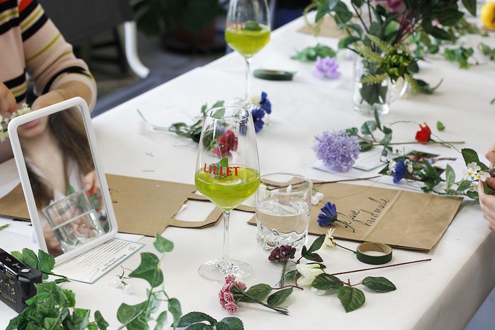 Blumenkranz-binden | we love handmade