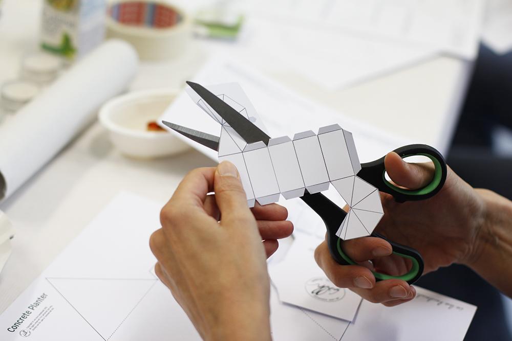 Concrete-Workshop Frühlingsmarkt | we love handmade