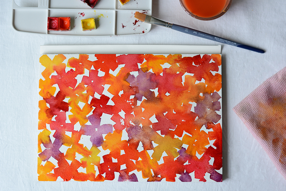 DIY: Aquarell-Tischkarten | we love handmade