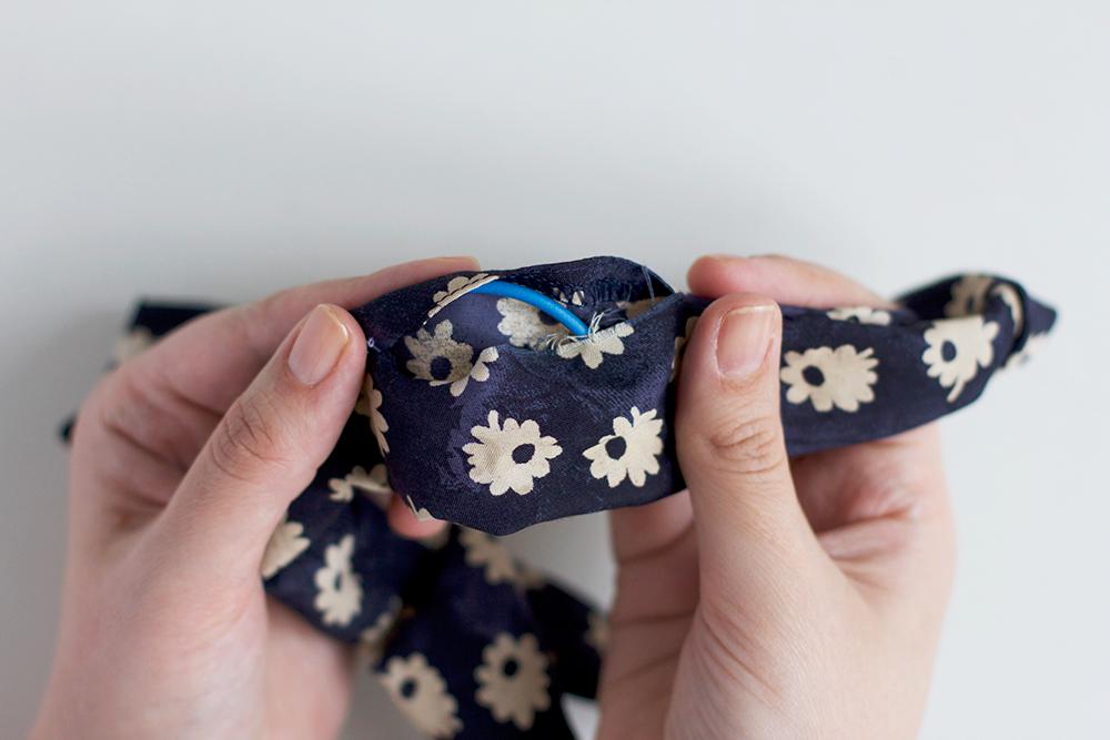 DIY: Haarband mit Draht Accessoire | welovehandmade