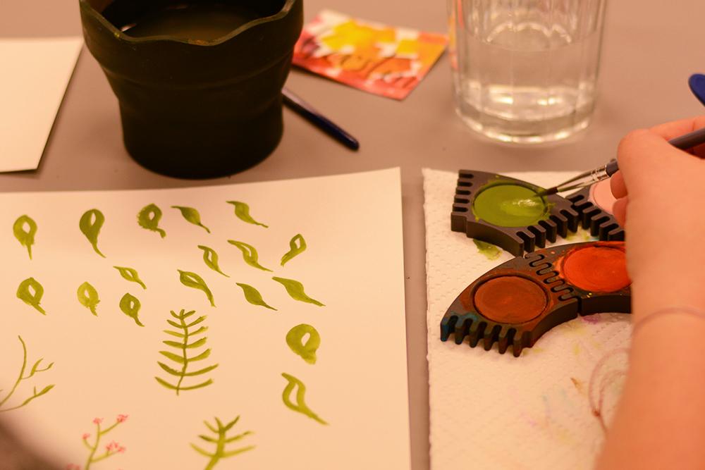 DIY-Workshop: Watercolor | we love handmade