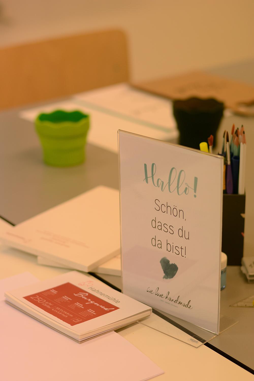 DIY-Workshop | we love handmade