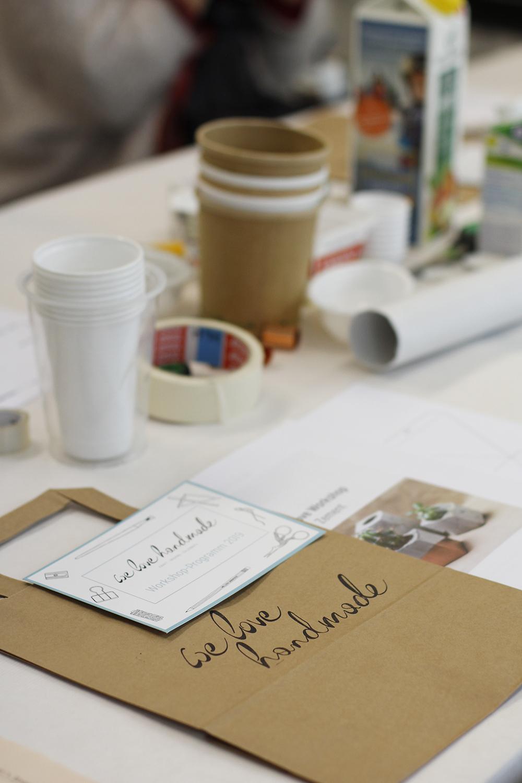 DIY-Workshops in Wien | we love handmade