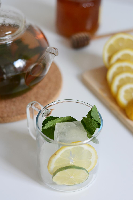 Drink: Minz-Eistee | we love handmade