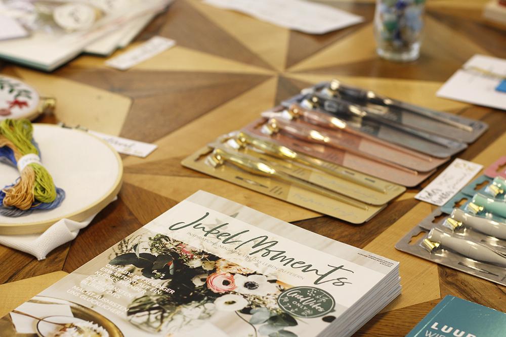 Frühlingsmarkt: Pop-Up | we love handmade