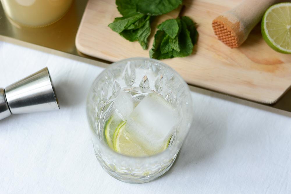 Lychee-Mojito Drink | we love handmade