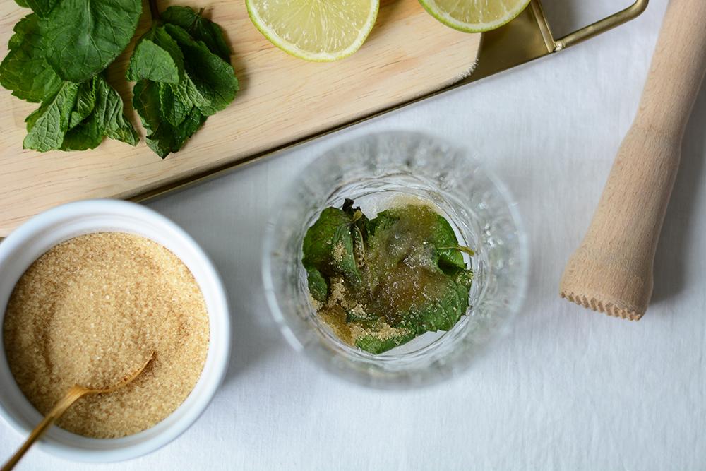 Litschi-Mojito Rezept | we love handmade