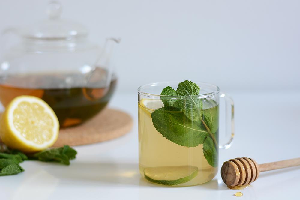 Minz-Eistee: Drink-Rezept | we love handmade