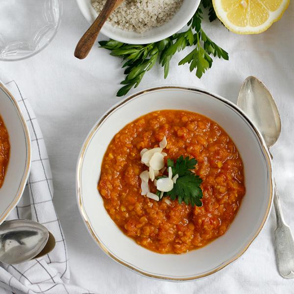 Rezept: Protein-Tomatensuppe | we love handmade