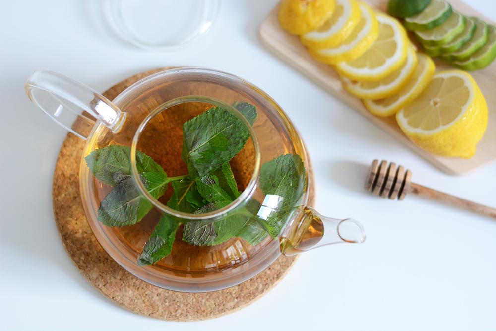 Rezept: Weisser Minzeistee | we love handmade