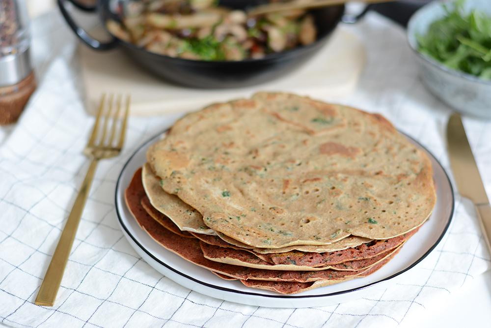 Rezept: Pikante Palatschinken   we love handmade