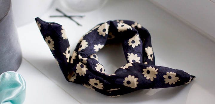 DIY: Haarband mit Draht