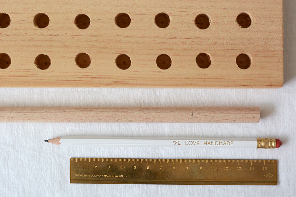DIY: Pegboard | we love handmade