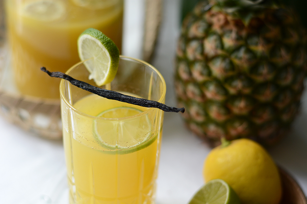 DIY: Tropical Summer Punch | we love handmade