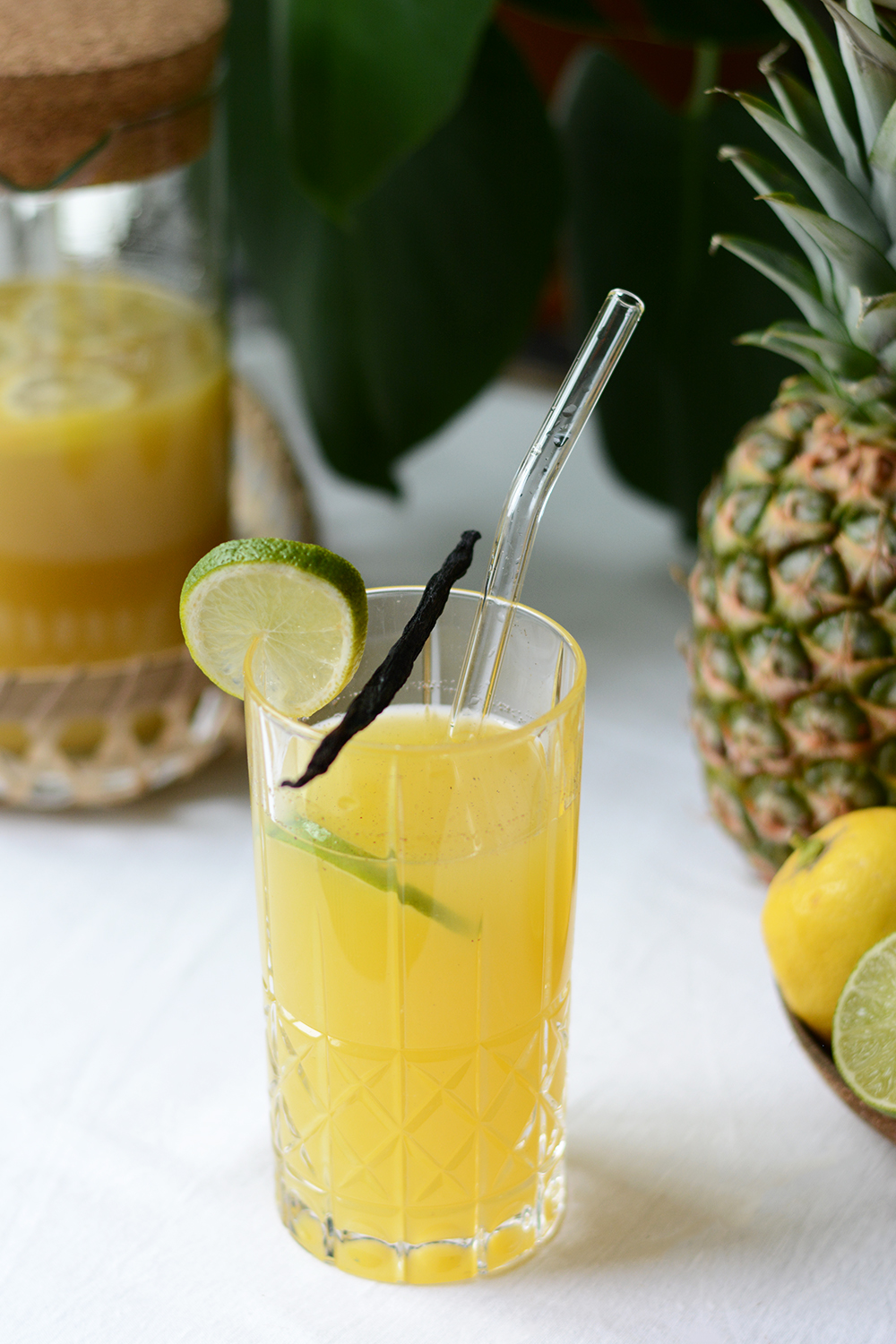 Drink: Tropical Summer Punch | we love handmade