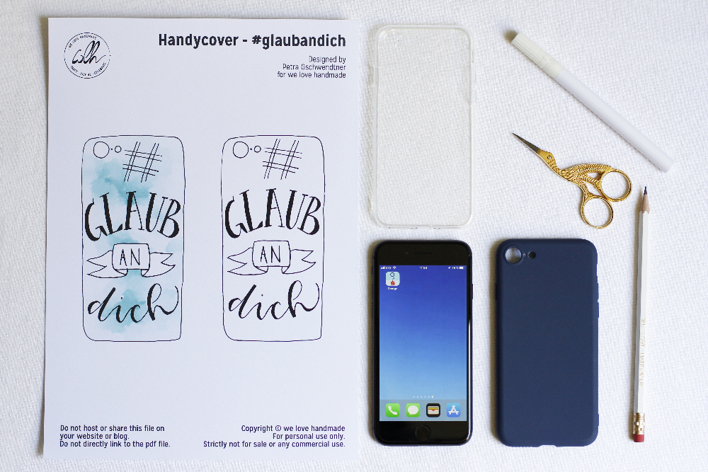 Handycover: DIY-Material | we love handmade