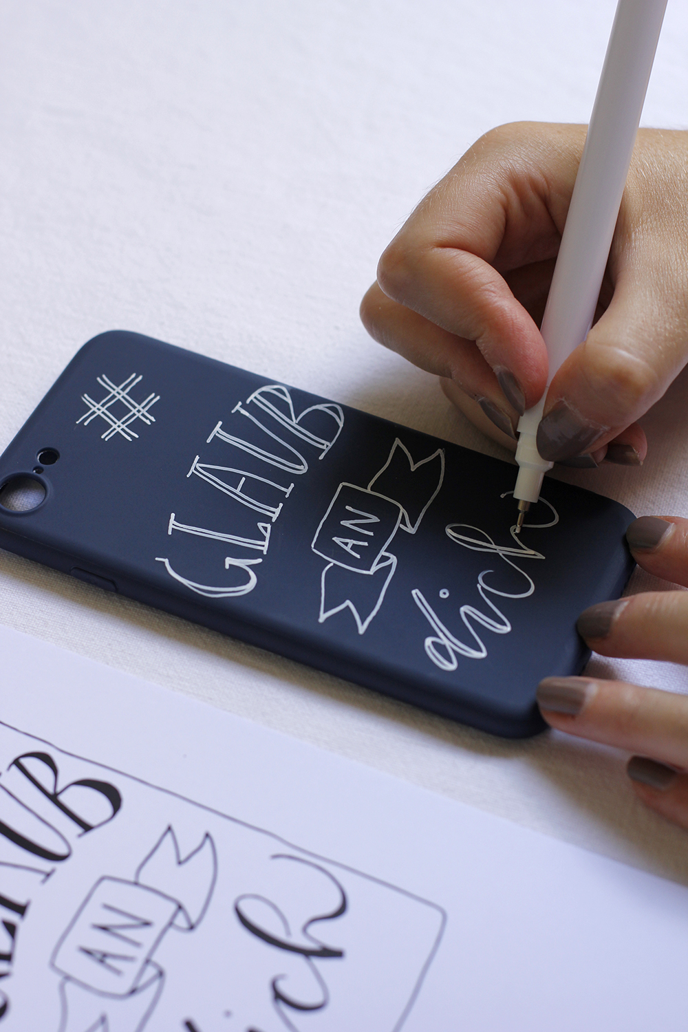 Handycover: Lettering | we love handmade