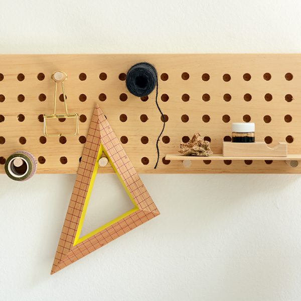 Holz-Pegboard | we love handmade