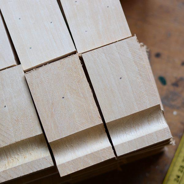Kalligraphie-Zubehör: Holz-Halterungen | we love handmade