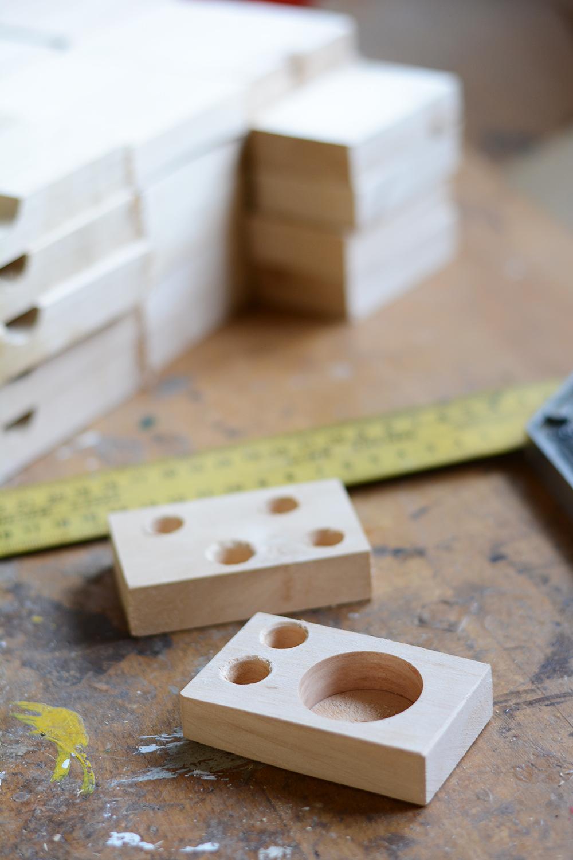 Kalligraphie-Zubehör aus Holz | we love handmade