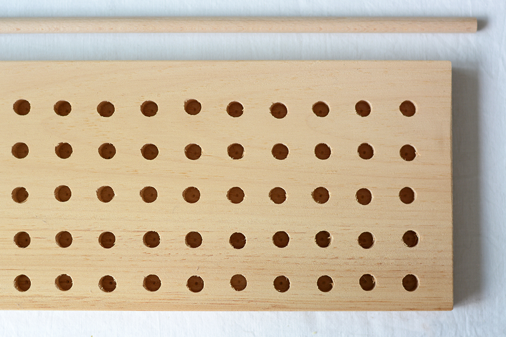 Pegboard DIY | we love handmade