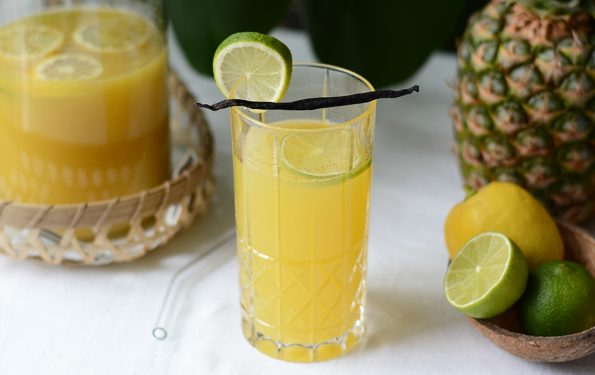Rezept: Tropical Summer Punch | we love handmade