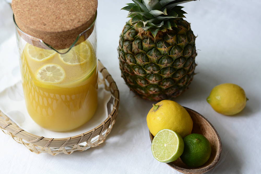 Tropical Summer Punch selber machen | we love handmade