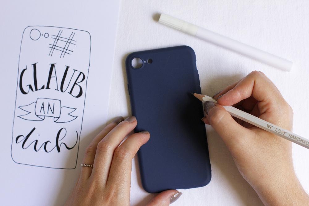 glaubandich Handycover | we love handmade