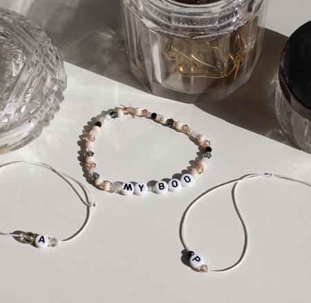 DIY: Perlenarmbänder