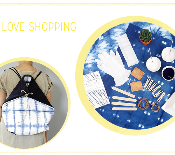 we love Shopping: Shibori-Accessoires | we love handmade