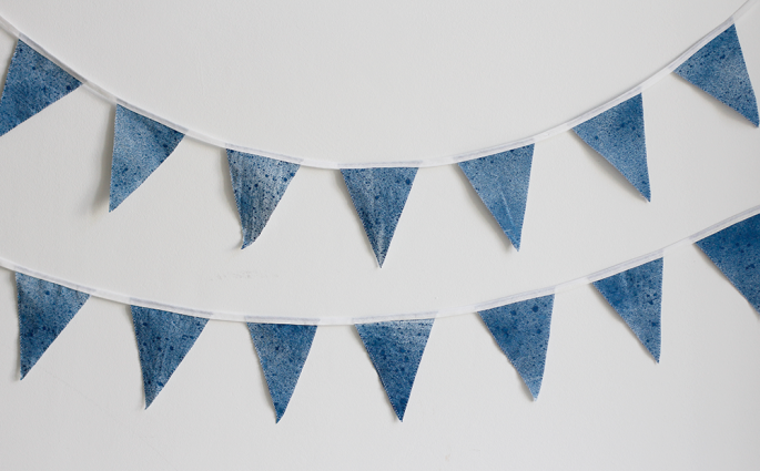 DIY: Wimpel nähen | we love handmade