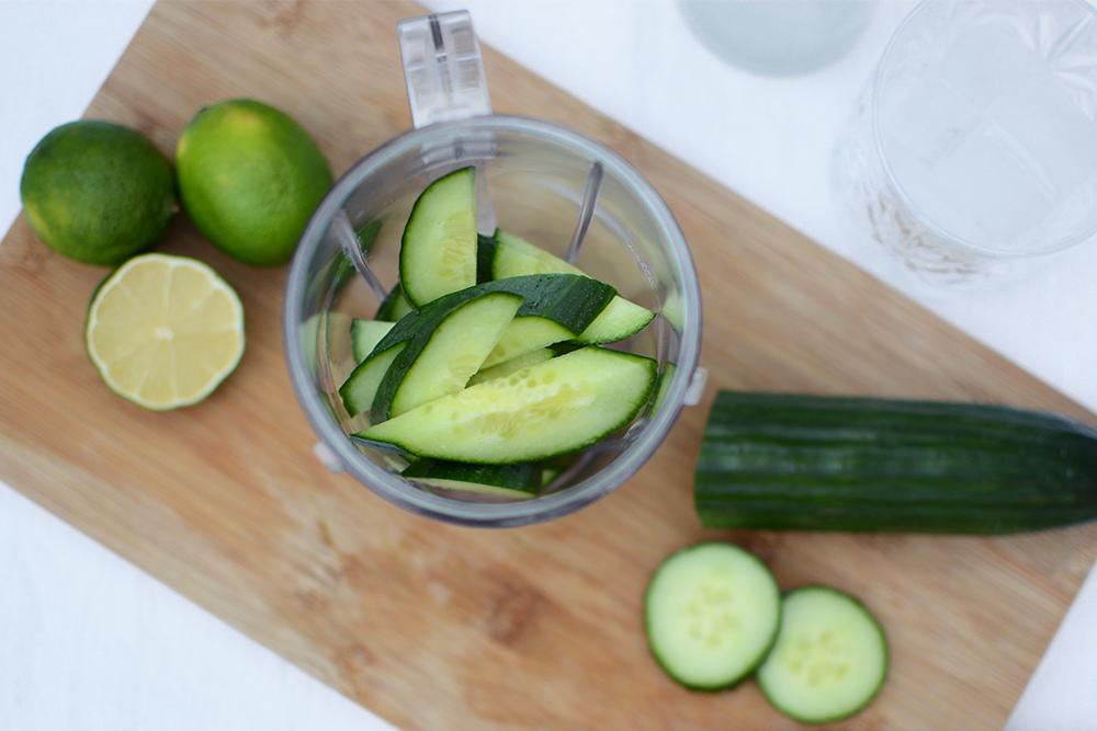 Gurken-Limonade: Rezept   we love handmade