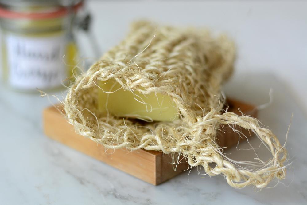 Massage Seifensackerl DIY | we love handmade