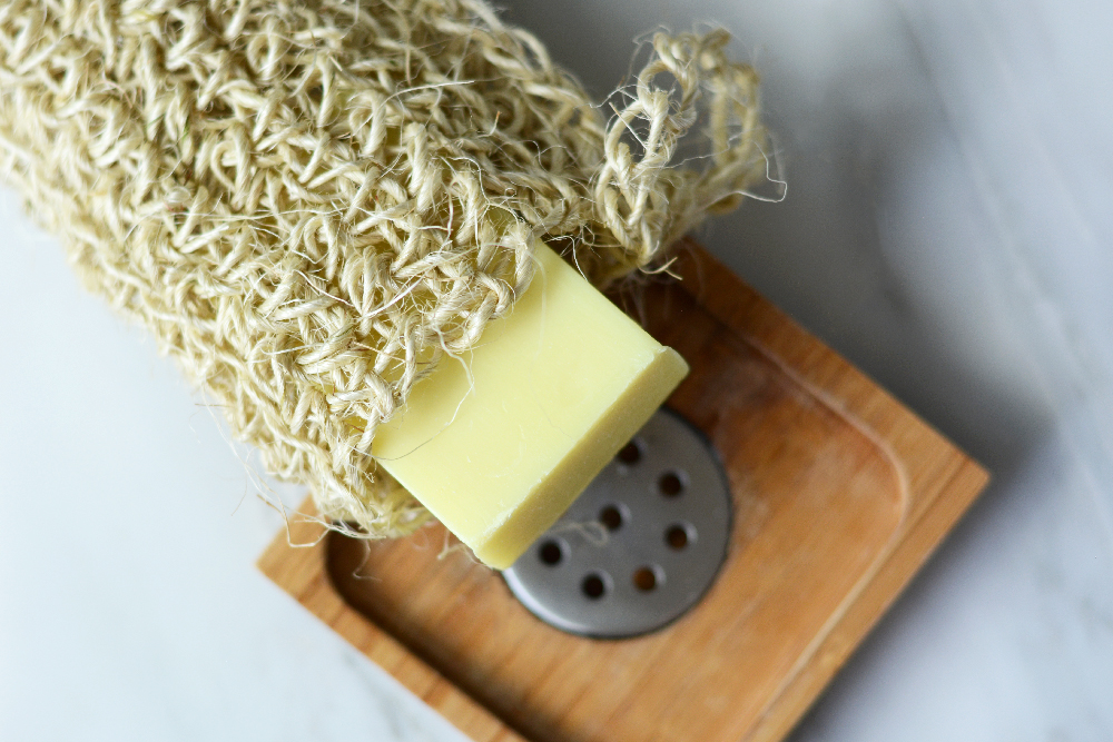 gehäkeltes Seifensackerl DIY | we love handmade