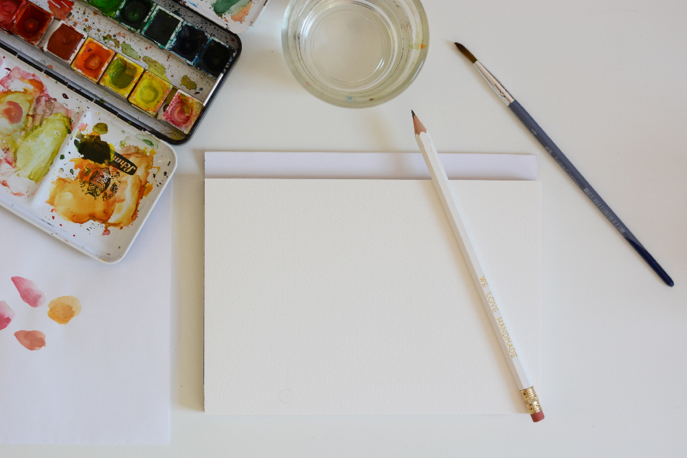Dankeskarte gestalten | we love handmade