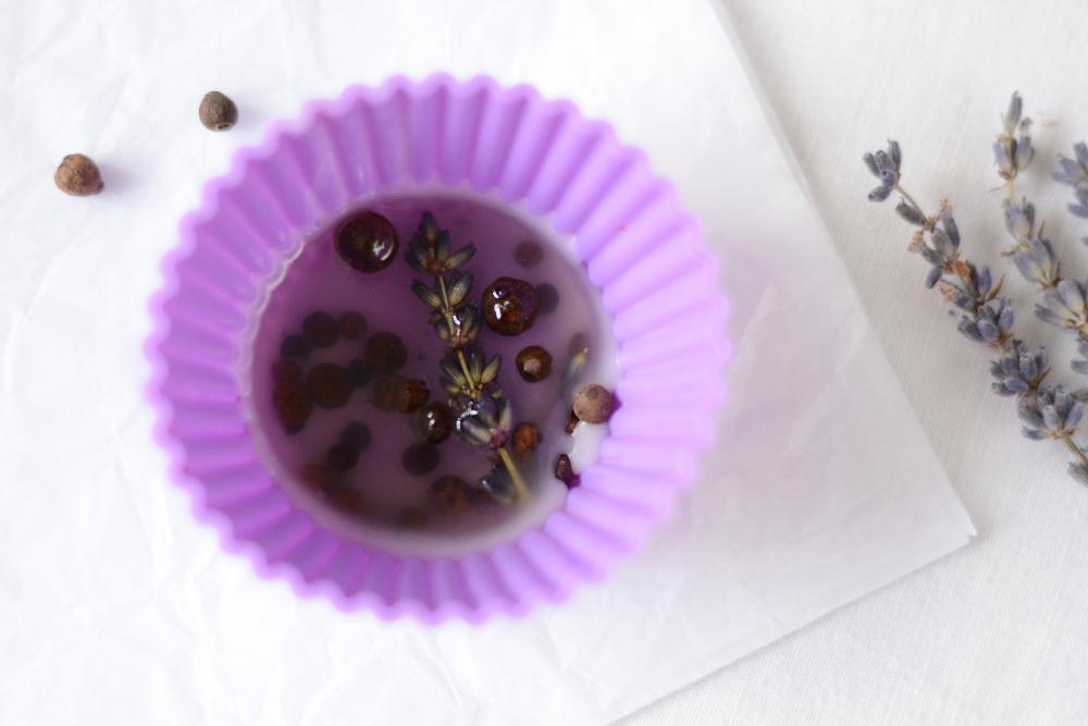 Dufttarts mit Lavendel DIY | we love handmade