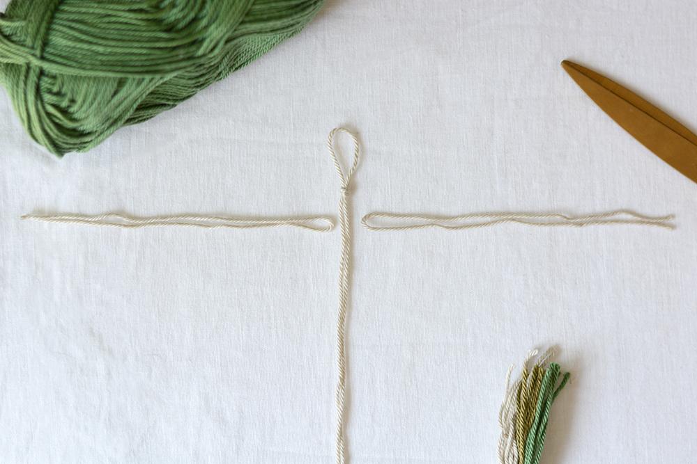 Makramee-Feder selbermachen | we love handmade