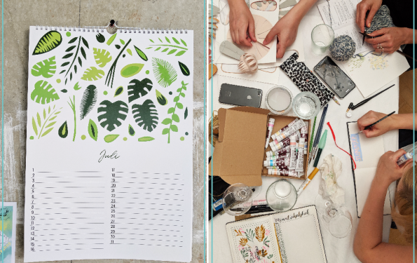 Monatsrückblick: Juli 2019 | we love handmade