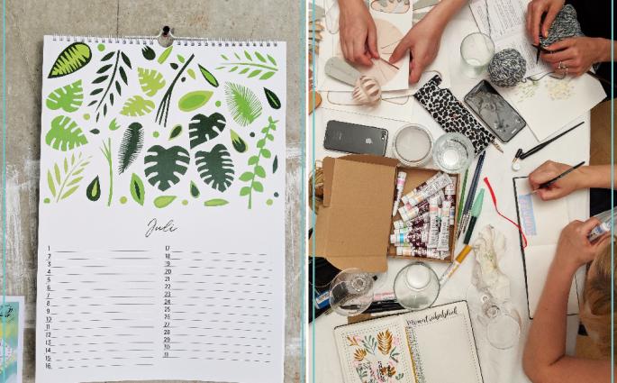 Monatsrückblick: Juli 2019 | we love handmade