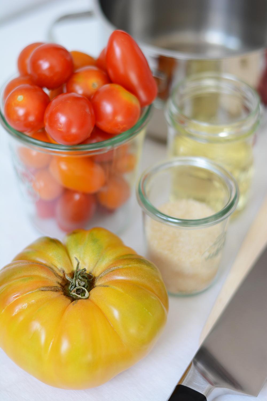 Rezept: Tomatenmarmelade   we love handmade