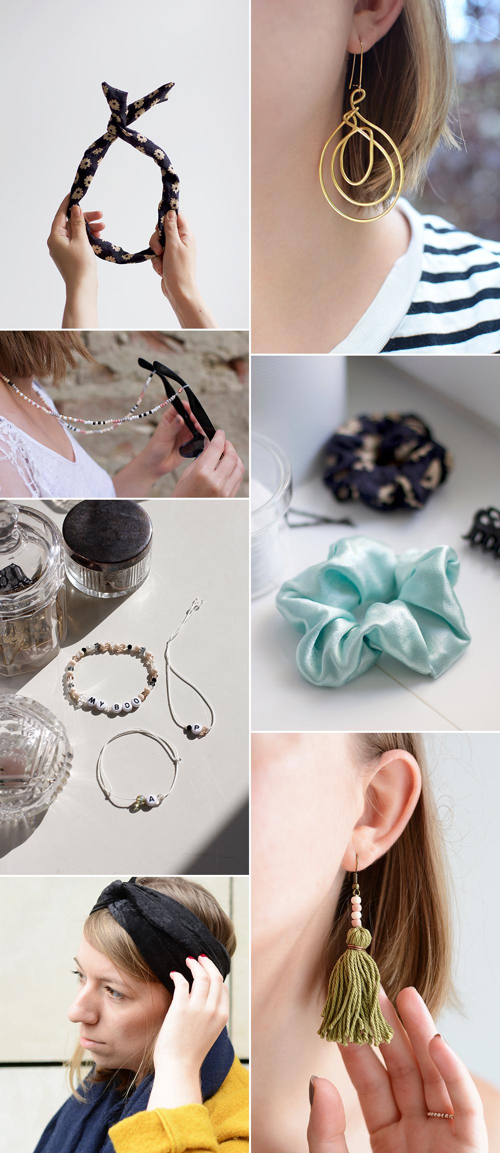 we love Inspiration: Unsere liebsten selbst gemachten Fashion-Accessoires