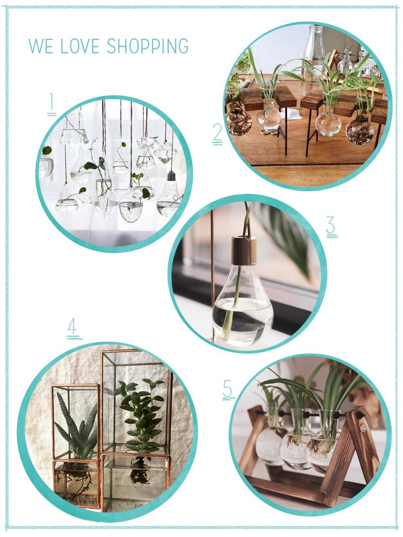 we love Shopping: Hydrokultur Vasen | we love handmade